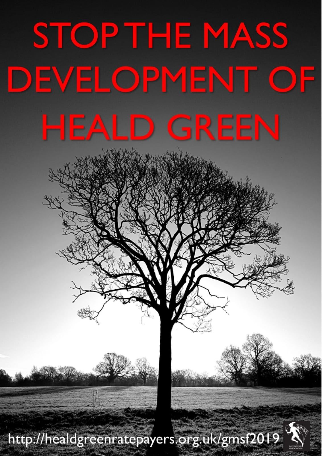 Join the fight for Heald Green!